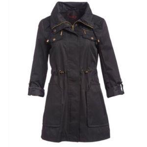 Yoki twill rain jacket